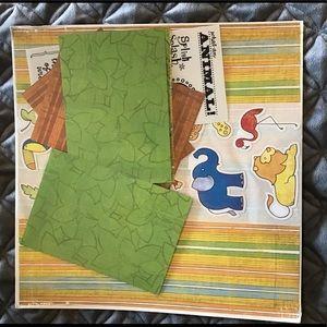 Creative Memories Primary Album Kit - Zoo